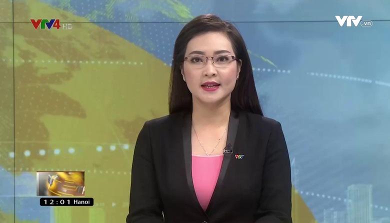 Bản tin tiếng Việt 12h VTV4 - 27/7/2017
