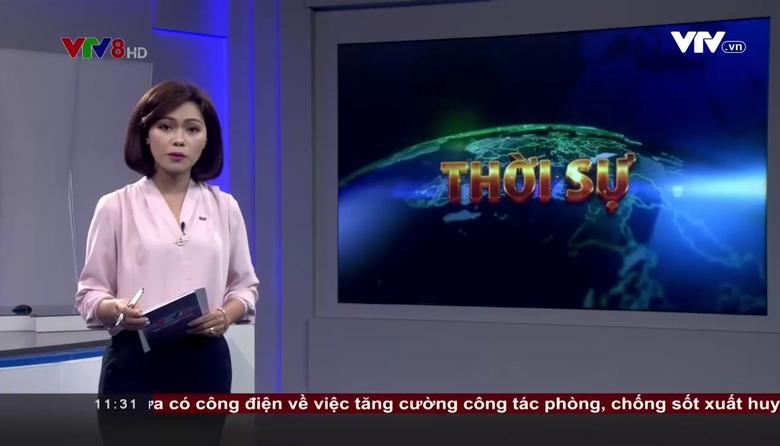 Bản tin 11h30 VTV8 - 28/7/2017