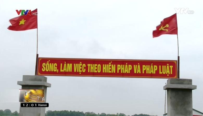 Bản tin tiếng Việt 12h VTV4 - 28/7/2017