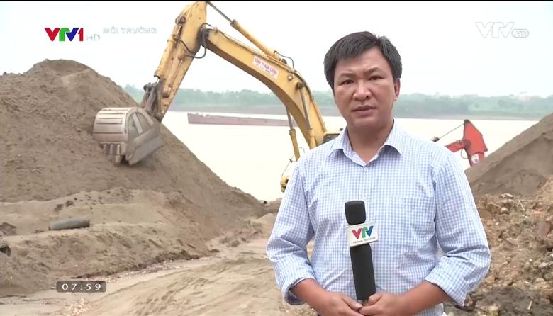 Môi trường: Kiểm soát khai thác cát và bảo vệ môi trường công nghiệp