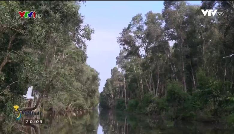 S - Việt Nam: làng dệt khăn Nam Bộ