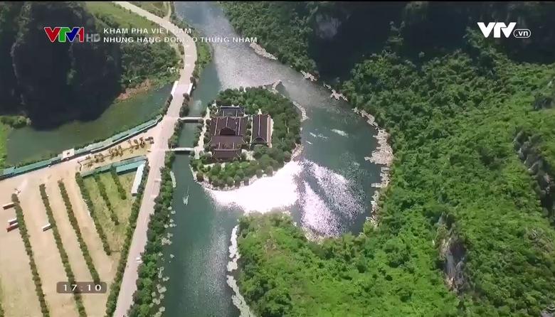 Khám phá Việt Nam: Những hang động ở Thung Nham