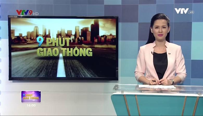 Tin tức 16h VTV9  - 15/8/2017