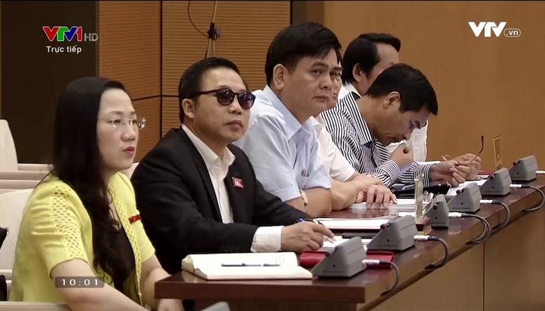 Chất vấn và trả lời chất vấn tại phiên họp thứ 13 của Ủy ban thường vụ Quốc hội - Phần 2 - 16/8/2017