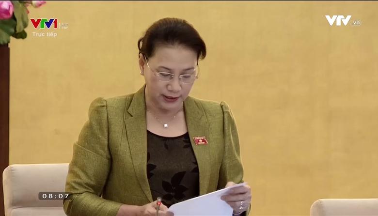 Chất vấn và trả lời chất vấn tại phiên họp thứ 13 của Ủy ban thường vụ Quốc hội - Phần 1 - 16/8/2017