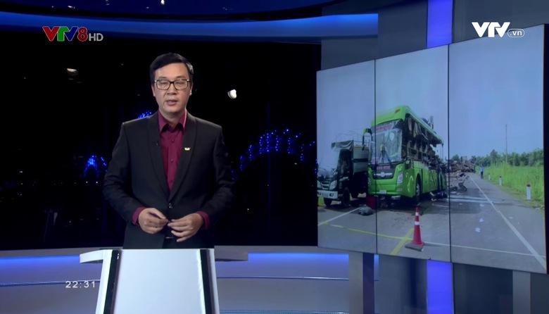 Bản tin 22h30 VTV8 - 17/8/2017