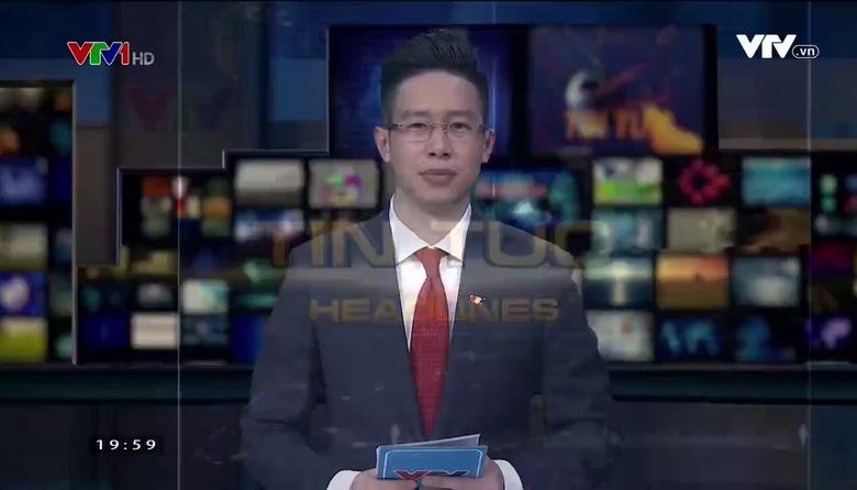 Thời sự 20h VTV1 - 17/8/2017