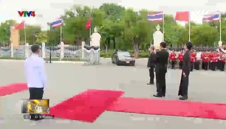 Bản tin tiếng Việt 21h VTV4 - 17/8/2017