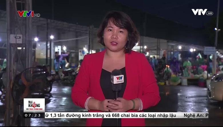 Nói không với thực phầm bẩn (7h25) - 18/8/2017