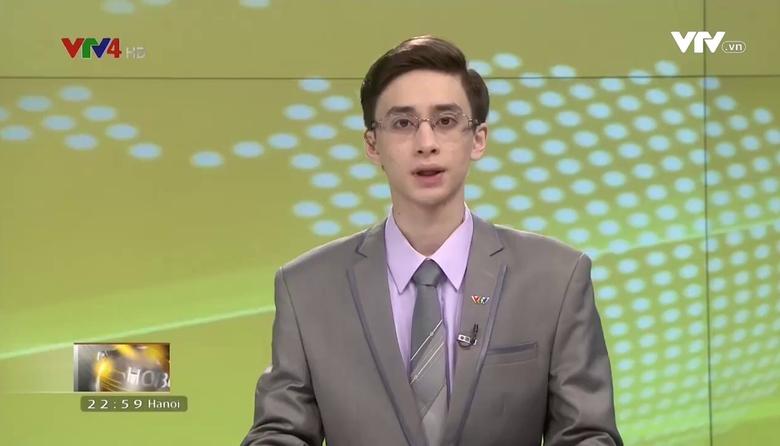Bản tin tiếng Nga - 22/8/2017