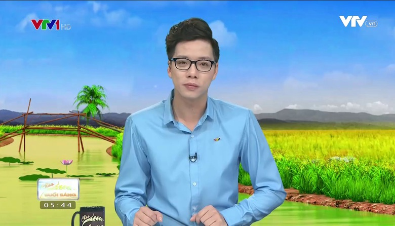 Bản tin thời tiết nông vụ - 23/8/2017