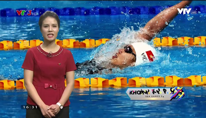 Khoảnh khắc SEA Games - 30/8/2017