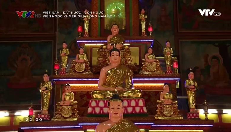 Việt Nam - Đất nước - Con người: Viên ngọc Khmer giữa lòng Nam Bộ