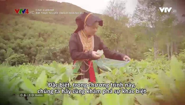 Fine Cuisine: Ẩm thực người Dao ở Hoành Bồ