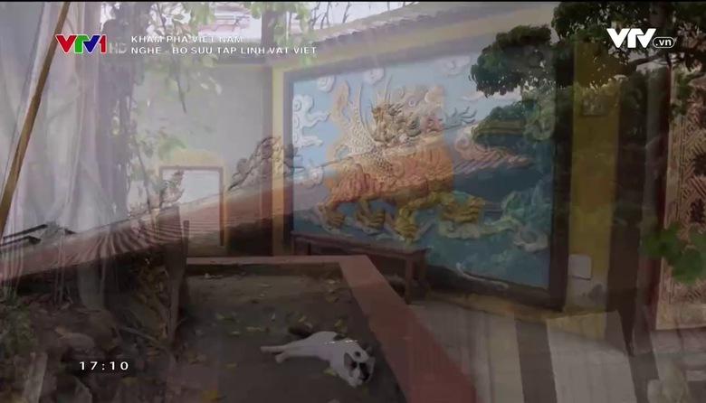 Khám phá Việt Nam: Nghê - bộ sưu tập linh vật Việt