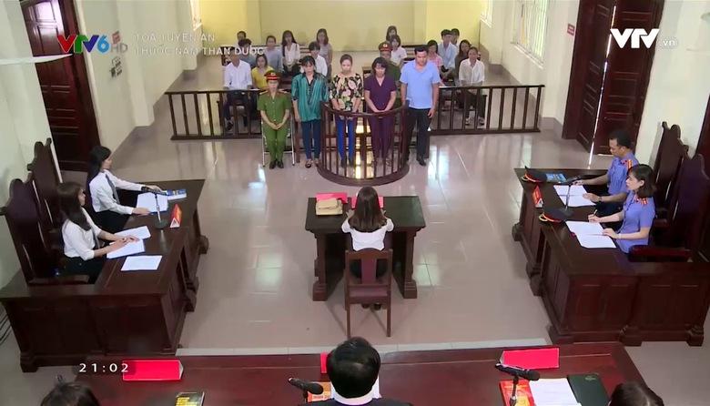 Tòa tuyên án: Thuốc nam thần dược