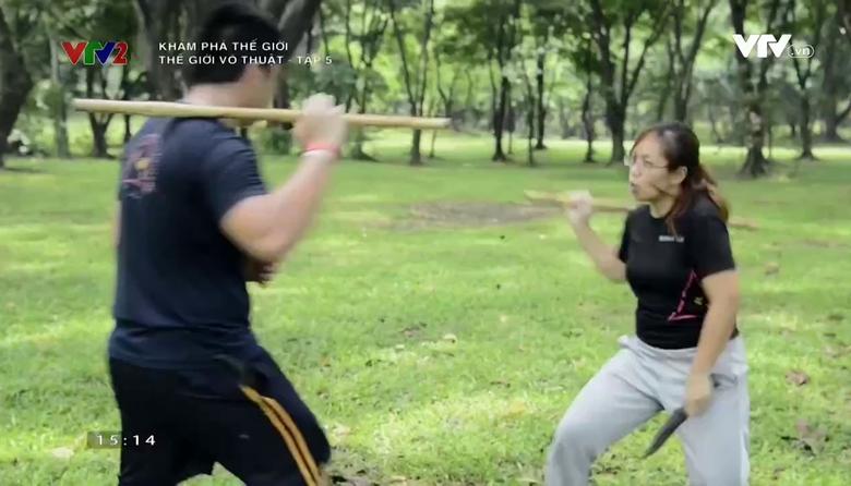 Khám phá thế giới: Thế giới võ thuật - Tập 5