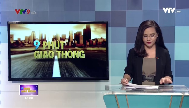 Tin tức 16h VTV9 - 23/9/2017