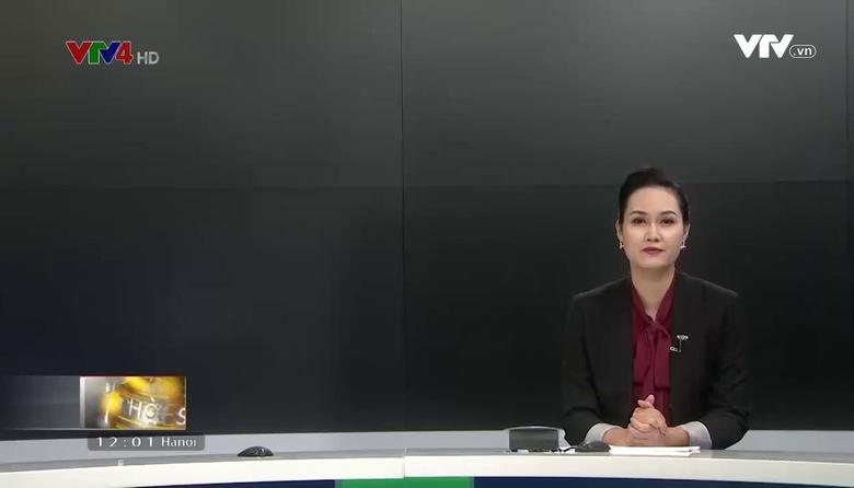 Bản tin tiếng Việt 12h VTV4 - 23/9/2017