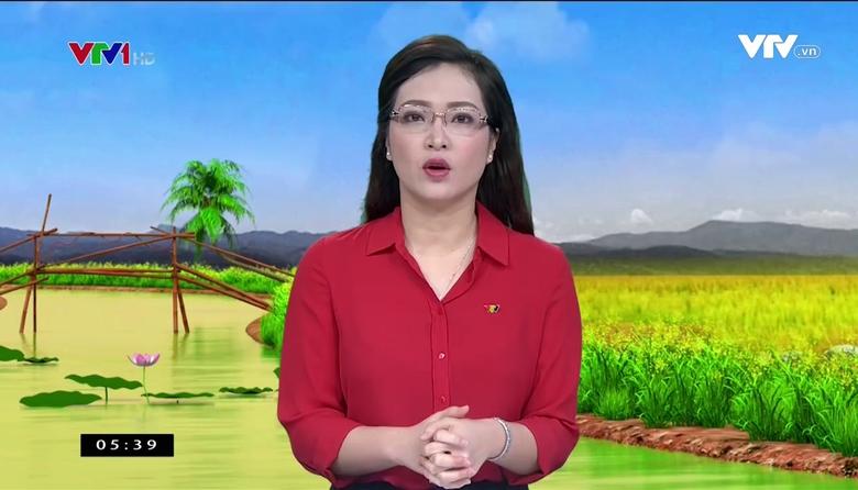 Bản tin thời tiết nông vụ - 23/9/2017