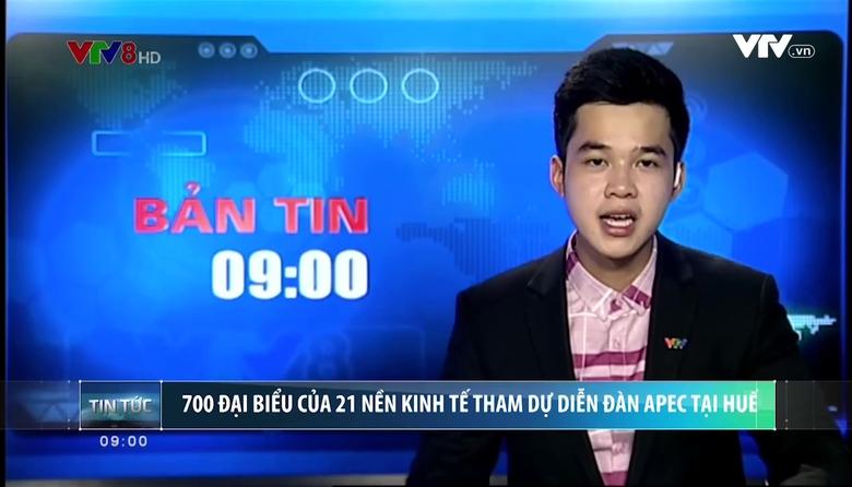 Bản tin 9h VTV8 - 26/9/2017