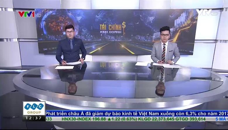Tài chính kinh doanh trưa - 26/9/2017