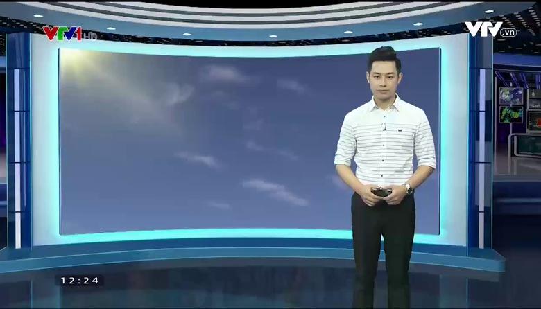 Bản tin thời tiết 12h30 - 26/9/2017