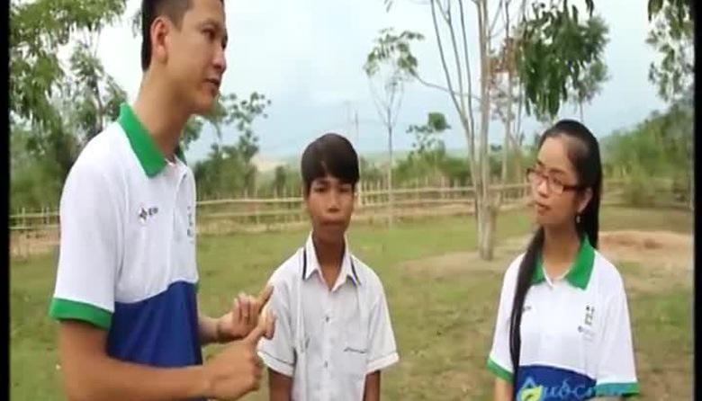 Ước mơ Việt Nam:Chiến sĩ công an tương lai Hồ Văn Phay