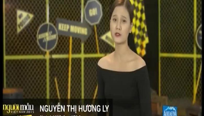 Người mẫu Việt Nam - 23/8/2015