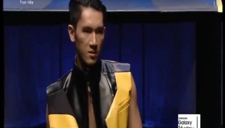 Chung kết người mẫu Việt Nam - 11/10/2015