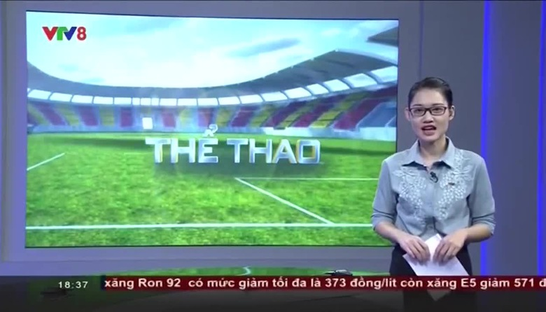Thể thao 18h30 - 04/01/2016