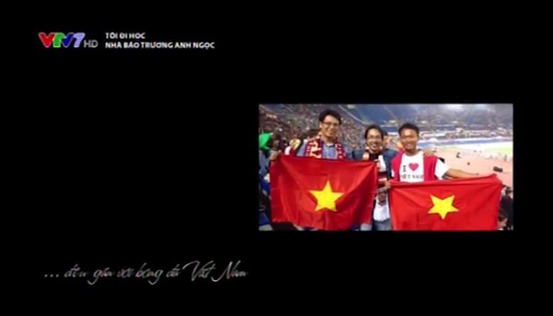 Tôi đi học: Nhà báo Trương Anh Ngọc