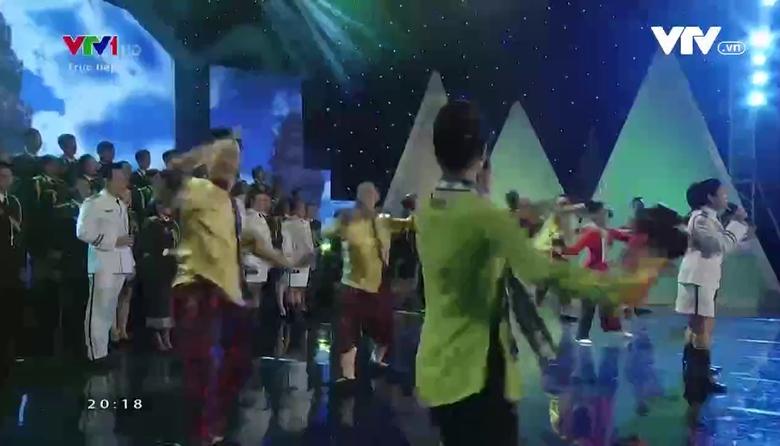 Biên cương thắm tình hữu nghị - 07/5/2016