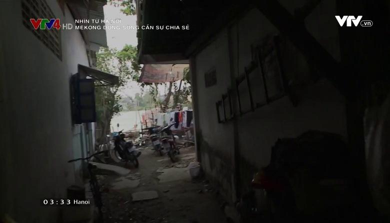 Nhìn từ Hà Nội: Mekong dòng sông cần sự chia sẻ