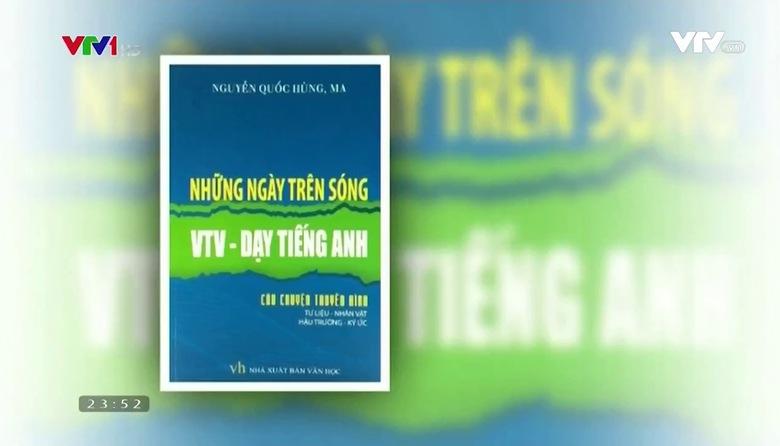 Mỗi ngày một cuốn sách: Những ngày lên sóng VTV - dạy tiếng Anh