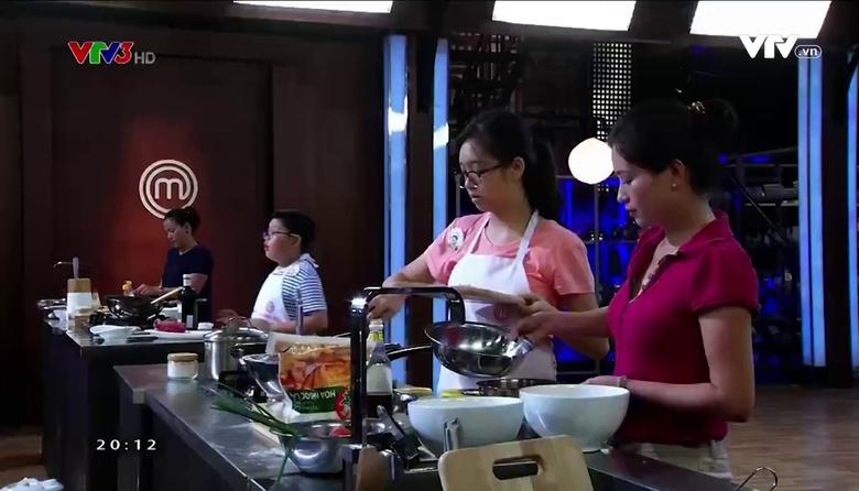 Vua đầu bếp nhí - 04/12/2016
