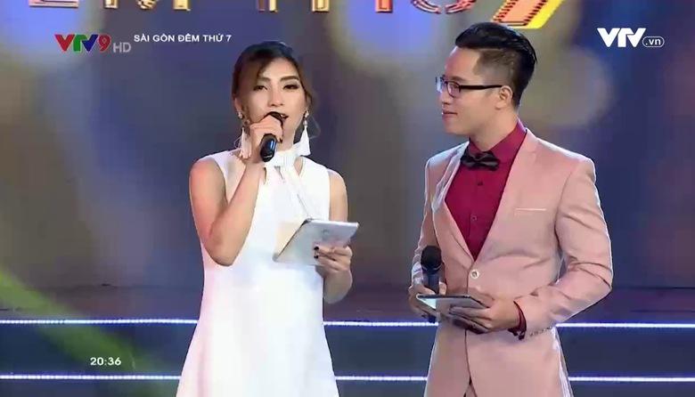 Sài Gòn đêm thứ Bảy - 17/12/2016