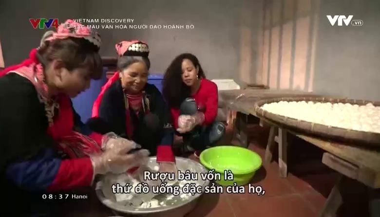 Vietnam Discovery: Sắc màu văn hóa người Dao Hoành Bồ
