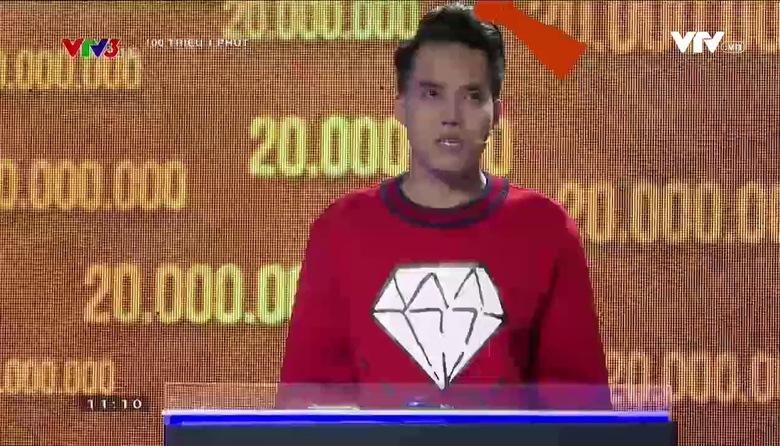 100 triệu 1 phút - 19/02/2017