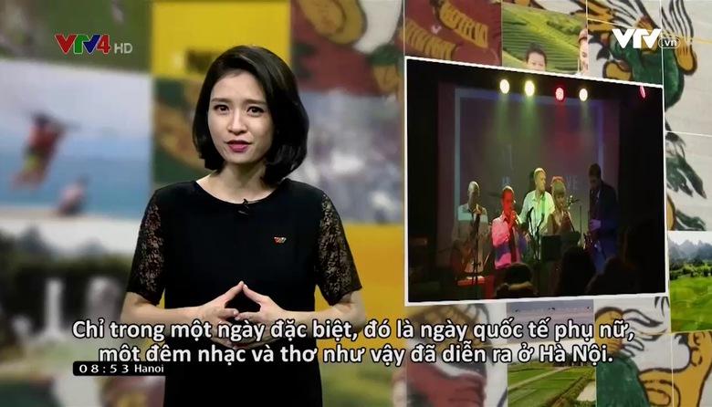 Culture Mosaic - 11/3/2017
