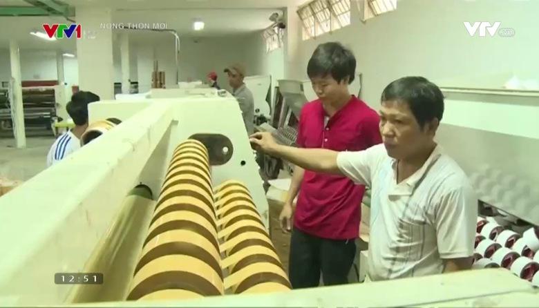 Nông thôn mới: Công nghiệp về làng