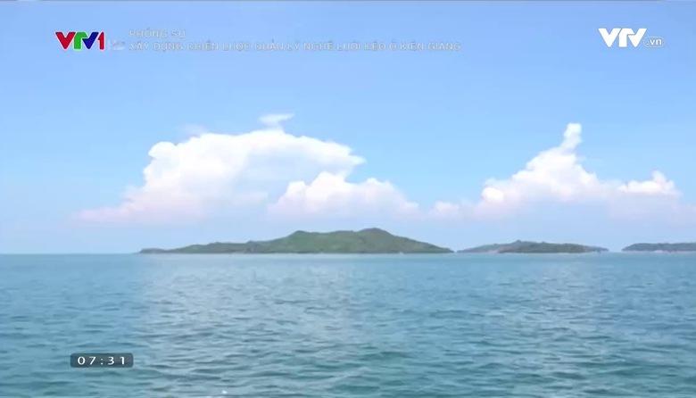 Phóng sự: Xây dựng chiến lược quản lý nghề lưới kéo ở Kiên Giang