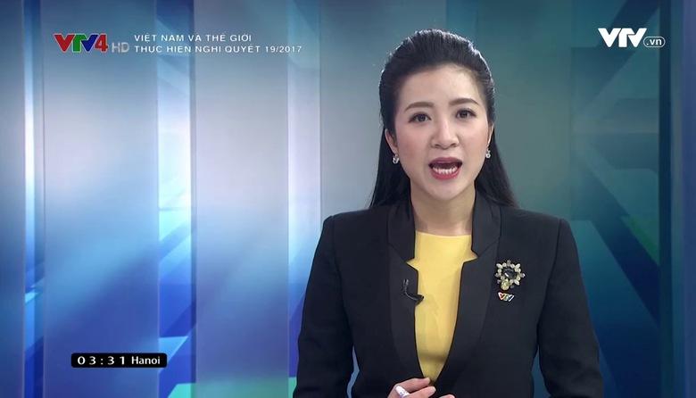 Việt Nam và Thế giới - 19/3/2017