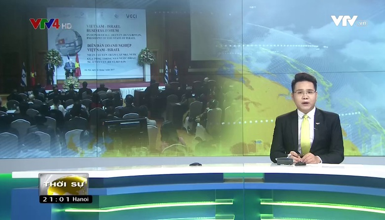 Bản tin tiếng Việt 21h - 21/3/2017