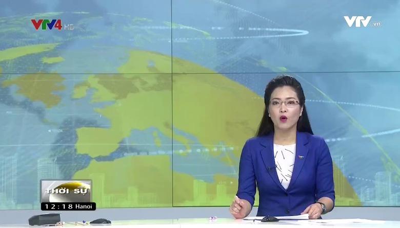Bản tin tiếng Việt 12h - 22/3/2017