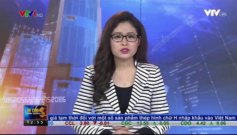 Tài chính kinh doanh trưa - 24/3/2017