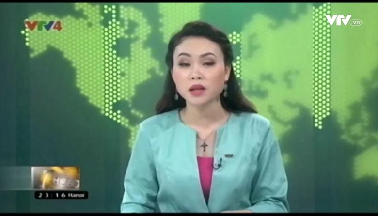 Bản tin tiếng Nga - 24/3/2017