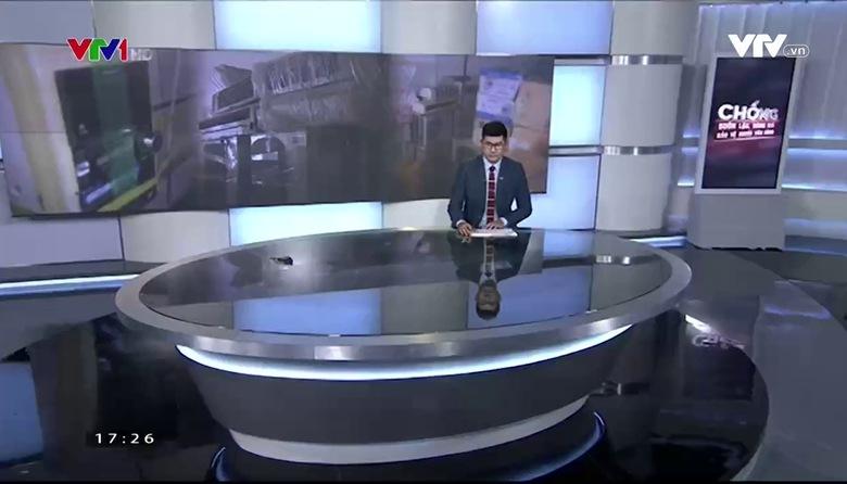 Chống buôn lậu, hàng giả - bảo vệ người tiêu dùng - 25/3/2017