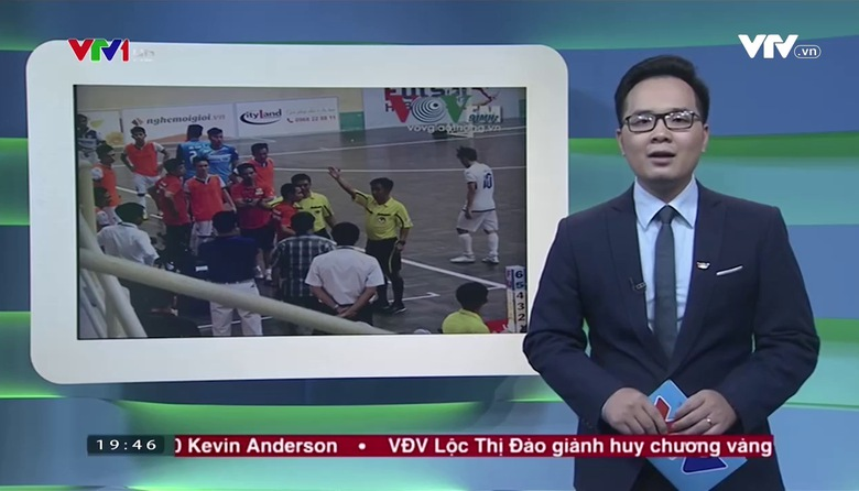 Thể thao 24/7 - 25/3/2017