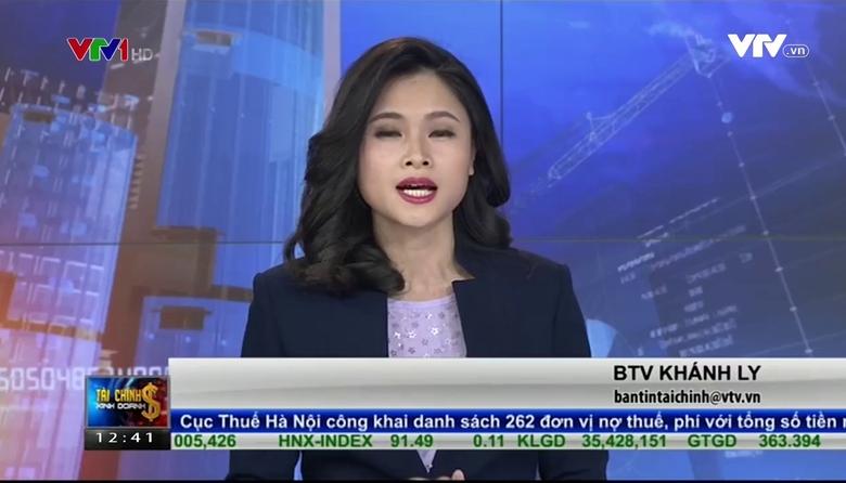 Tài chính kinh doanh trưa - 27/3/2017